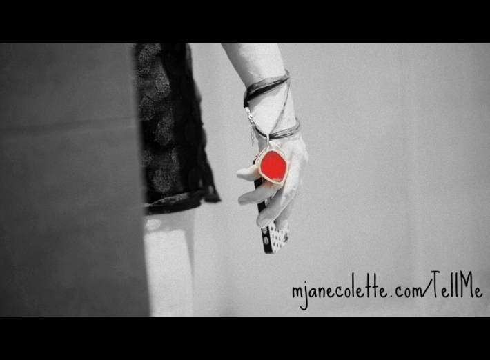 mjc-phone hand half-butt-Cinerama H-9393