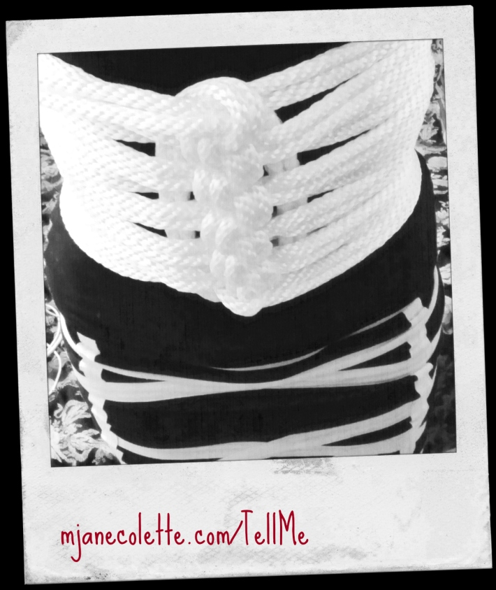 mjc-rope corset