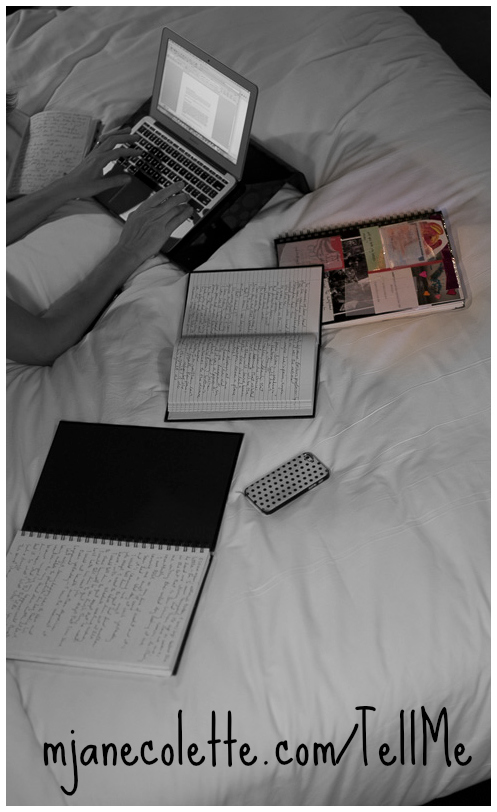 mjc-writing in bed 1 -0683