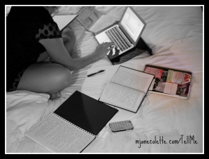 mjc-writing in bed 2 -0682