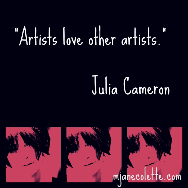 mjc-artists love other artists