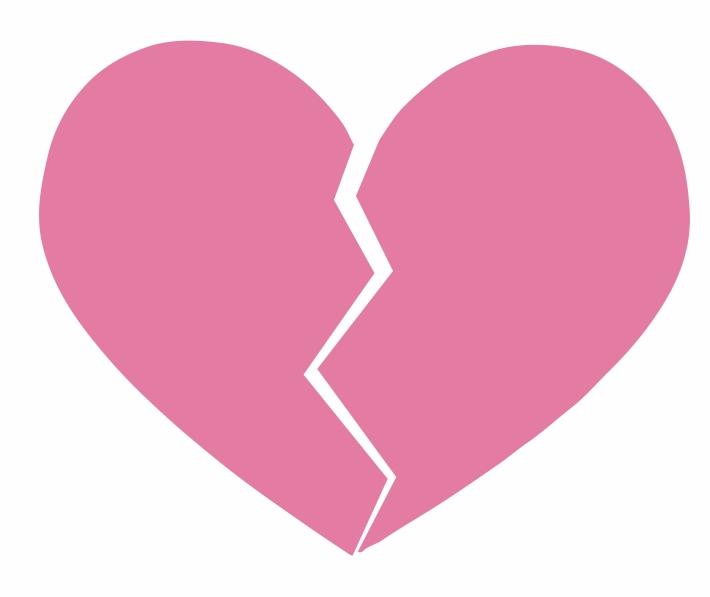 pink-heart-paint-broken