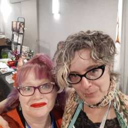 With Tammy Lyn Carbol WWC2019