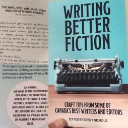 Writing Better Fiction WWC2019